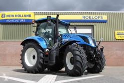 New Holland T6.155 dynamic command farm tractor