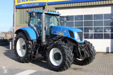New Holland T7040ac farm tractor