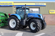New Holland T7.250ac farm tractor