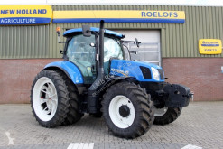 New Holland T6.140ec farm tractor