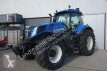New Holland T8.330 Ultracommand 50km farm tractor