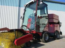 John Deere VPM 3400 sweeper + salt spreader , stiga