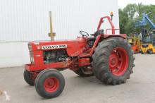 Volvo farm tractor