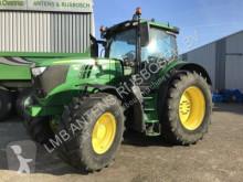 John Deere 6195R farm tractor