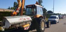 Renault ERG90 2R farm tractor