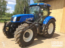 New Holland T6070 Elite farm tractor