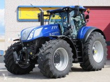 New Holland T7.315 farm tractor