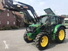 trattore agricolo John Deere 6120 PowerQuad + Stoll F30 HDP