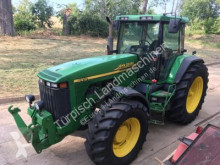 tracteur agricole John Deere 8410