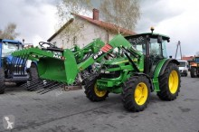 tractor agrícola tractora antigua usado