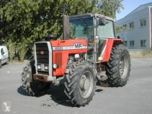 tractor agricol tractor vechi Massey Ferguson