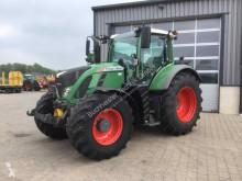 tracteur agricole Fendt 724 Profi Plus mit RTK