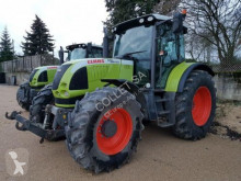 tracteur agricole Claas ARES 697