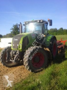 trattore agricolo Claas AXION810CIS