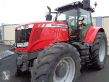 trattore agricolo Massey Ferguson 7619 EFFICIENT DYNA 6