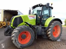 tracteur agricole Claas AXION 820 CIS