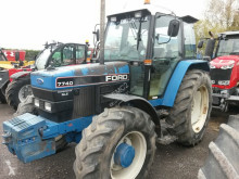 trattore agricolo Ford 7740 SLE