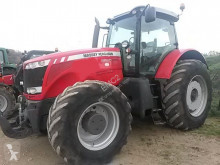 tractor agricol Massey Ferguson 8660 DVT TIERS 3