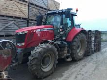 Massey Ferguson 7720 EFF D6 farm tractor