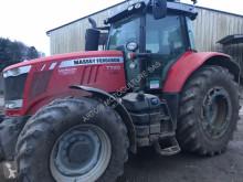 tracteur agricole Massey Ferguson 7720 EFF D6