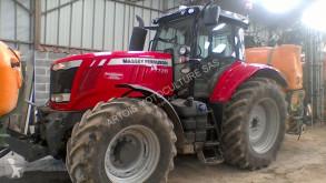 tracteur agricole Massey Ferguson 7720 EXC D6