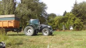 tracteur agricole Landini Legend 160