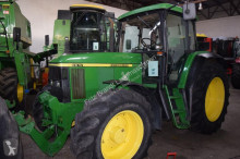 John Deere 6610 farm tractor