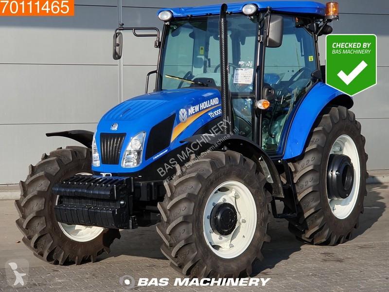 Fotoğrafları göster Tarım traktörü New Holland TD 100 NEW UNUSED