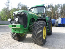 tracteur agricole John Deere - 8420 4x4 300 KM