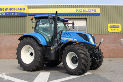 tracteur agricole New Holland T7.210 Range command