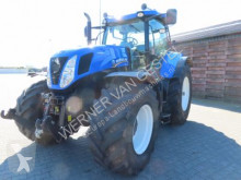 tracteur agricole New Holland t 7.220