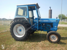 tracteur agricole Ford 6600 2RM