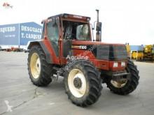 tracteur agricole Fiat F100 DT