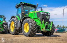 tracteur agricole John Deere 7230R POWERQUAD - WOM - TUZ