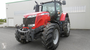 tracteur agricole Massey Ferguson 8650 DYNA VT