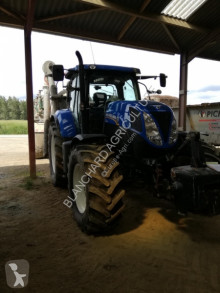 tracteur agricole New Holland T7.200 POWER COMMAND