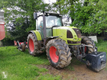tracteur agricole Claas ARES657ATZ