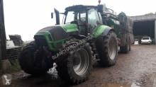 tracteur agricole Deutz-Fahr TTV 630