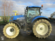 tracteur agricole New Holland T7.200 POWER COMMAND SWII