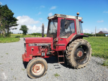 tracteur agricole Case IH 745XL