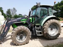 tracteur agricole Deutz-Fahr K420