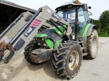 tracteur agricole Deutz-Fahr M410