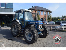 tracteur agricole Ford 6610 Gen.II 4wd.