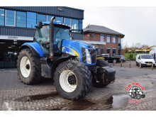 New Holland T8020 farm tractor