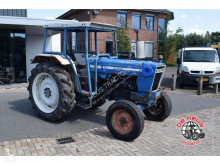 tracteur agricole Ford 6600 2wd