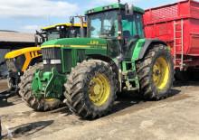 tracteur agricole John Deere 7810 TLS POWERQUAD - 2001 ROK + TUZ + WOM