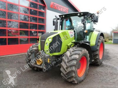 View images Claas Arion 640 Cebis farm tractor