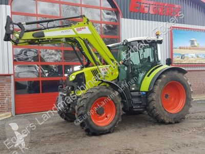 View images Claas Arion 430 CIS+ farm tractor