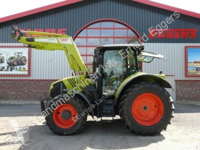 View images Claas Arion 530 CMATIC farm tractor