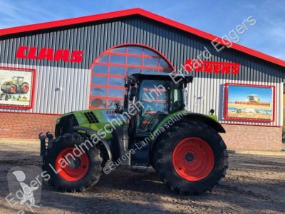 View images Claas ARION 620 CMATIC farm tractor